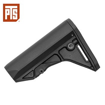 PTS Enhanced Polymer Stock Compact (EPS-C) - Black