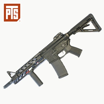 "PTS x KWA RM4 ERG CQB ""Deluxe Version"" AEG/EBB ""Recoil"" - Black"