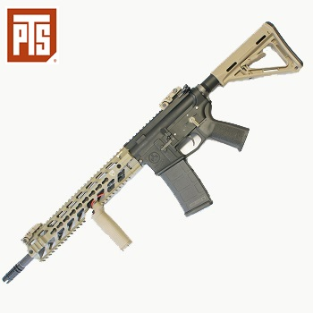 "PTS x KWA RM4 ERG Scout ""Deluxe Version"" AEG/EBB ""Recoil"" - Dual Tone"