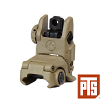 PTS MBUS 2 Rear Sight - FDE