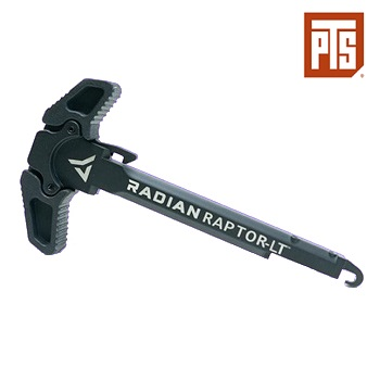 PTS x Radian ® Raptor-LT Charging Handle für AEG M4 - Black