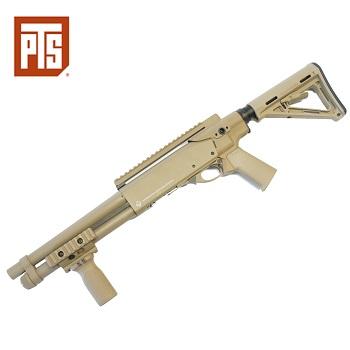 PTS x G&P M870 Wingmaster Spring Shotgun - FDE