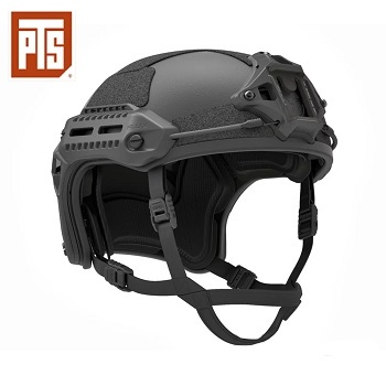PTS x MTEK ® FLUX Helmet Modularer Trainingshelm - Black