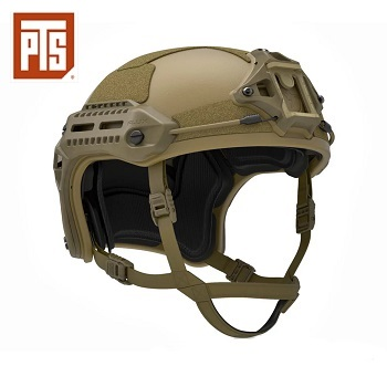 PTS x MTEK ® FLUX Helmet Modularer Trainingshelm - Coyote
