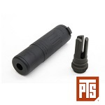 PTS x AAC Mini 4 Silencer CCW - Black