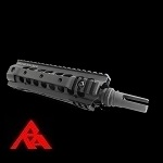 "RA-Tech 300 AAC Blackout Front Set 9"" - WE M4/M16/HK416 Serie"