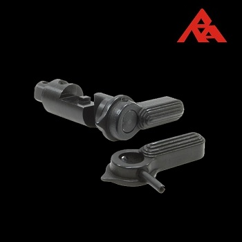 RA-Tech Steel Fire Selector (WE M4/M16/HK416 Serie) - HK Type AMBI
