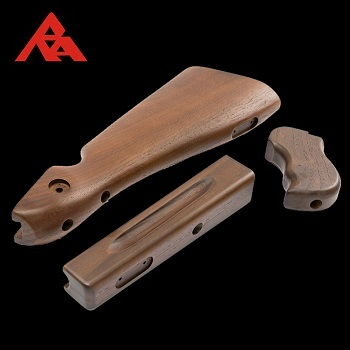 RA-Tech Walnuss Holz Kit für WE M1A1