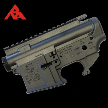"RA-Tech Forged Receiver für WE M4/M16 Serie ""Colt M4 Type"" - Black"