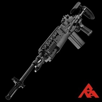 RA-Tech Custom WE M14 EBR-L Mk.14 Mod. 0 GBBR (NPAS) - LVL 2