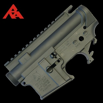 RA-Tech x Z-Parts Forged Receiver für PTW - Colt M4 Type
