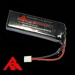 RA-Tech 7.4v LiPo 2000mAh 40A Small Type