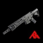 RA-Tech 300 AAC Blackout MPW M4 Black (NPAS) - LVL 3