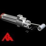 RA-Tech Aluminium Nozzle Set (NPAS) - WA
