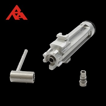 RA-Tech Aluminium Nozzle Set (MV-System) - GHK M4