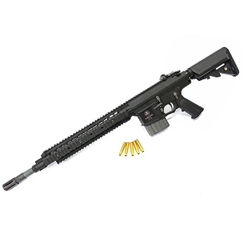 Rare Arms XR25-EC Co² Shell Ejection Rifle - Black