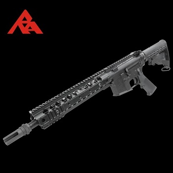 "RA-Tech 300 AAC Blackout MPW M4 12.5"" Black (NPAS) - LVL 3"