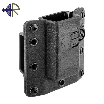 Raven Concealment Systems ® Copia Pistol Single Magazine Carrier - Black