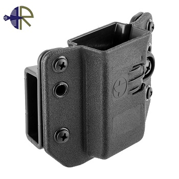"Raven Concealment Systems ® Copia Pistol Single Magazine Carrier ""Short"" - Black"