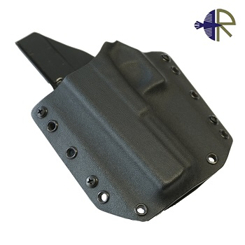 Raven Concealment Systems ® Phantom Kydex Holster Glock  21, links - Black