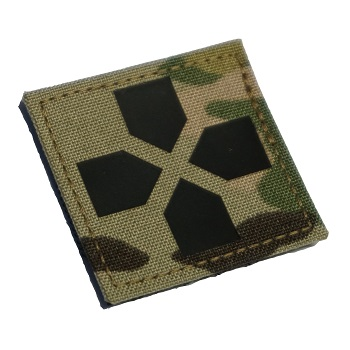 "RayWorx ® ""Medic Cross"" IR Patch - MultiCam"