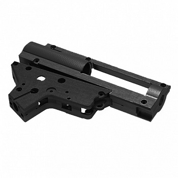 RetroArms CNC Ver. 2 Split-Gearbox Shell (9mm) QSC - Black