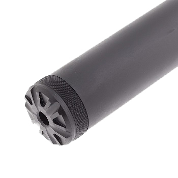 RetroArms CNC Mock Suppressor (14mm CW) - 250mm