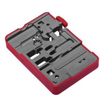 Real Avid ® Master Bench Block für AR-15 / M4