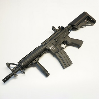 Lancer Tactical M4 Mk. 18 Mod. 0 QSC ProLine AEG - Black