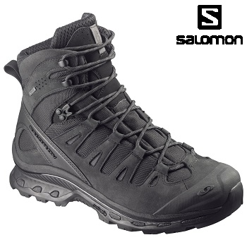 Salomon ® Quest 4D GTX Forces, Black  - Gr. 42