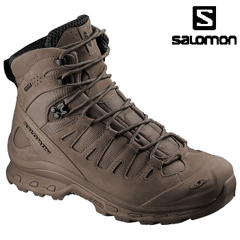 Salomon ® Quest 4D GTX Forces, Burro  - Gr. 45 1/3