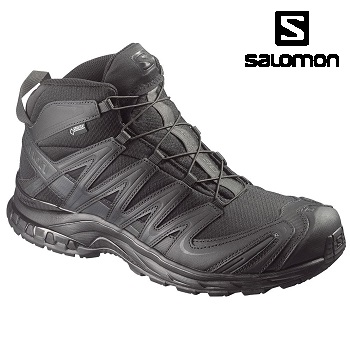 Salomon ® XA PRO 3D MID GTX ® FORCES 2, Black - Gr. 45 1/3