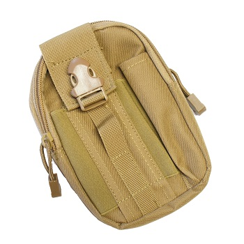 Sector Seven Multi-Use Molle Utility Pouch - Coyote