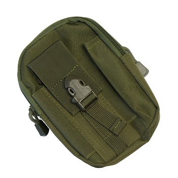 Sector Seven Multi-Use Molle Utility Pouch - Olive