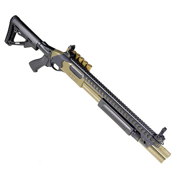 Secutor Velites G-VI Gas Shotgun - TAN
