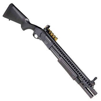 Secutor Velites G-XI Gas Shotgun - Black