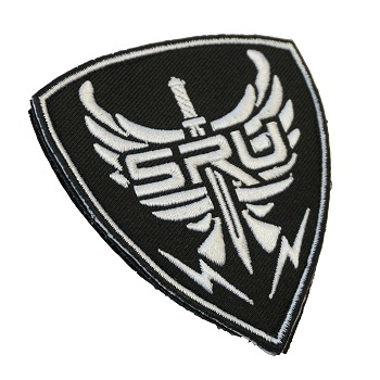 "Aufnäher ""Flashpoint"" Patch - SRU Version 2"
