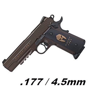 SIG 1911 BlowBack Co² 4.5mm BB - Spartan