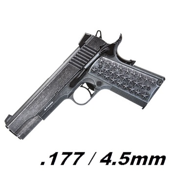KWC x SIG 1911 BlowBack Co² 4.5mm BB - We the People