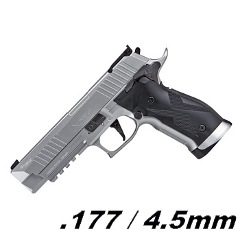SIG P226 X-Five BlowBack Co² 4.5mm Diabolo - Stainless