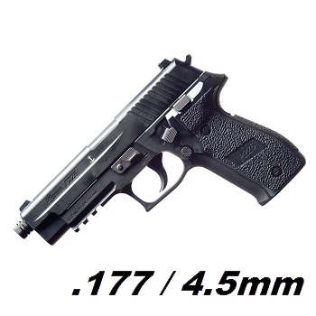 SIG P226 MK25 BlowBack Co² 4.5mm Diabolo - Black