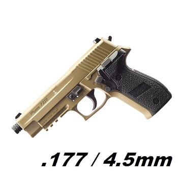 SIG P226 MK25 BlowBack Co² 4.5mm Diabolo - Dark Earth
