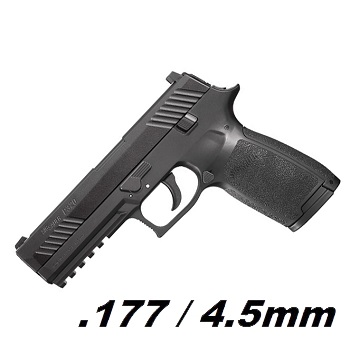 SIG P320 BlowBack Co² 4.5mm Diabolo - Black