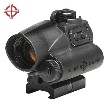 Sightmark ® Wolverine CSR 1x23 RedDot Sight - Black