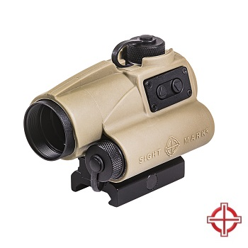 Sightmark ® Wolverine CSR 1x23 RedDot Sight - Flat Dark Earth