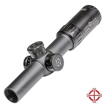 Sightmark ® Core TX 1-4x24 AR-223 BDC Rifle Scope - Black