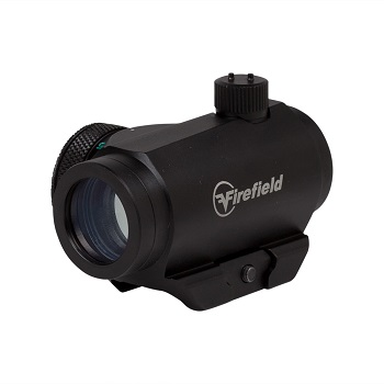 Firefield ® 1x22  Micro Red/Green Dot Sight - Black