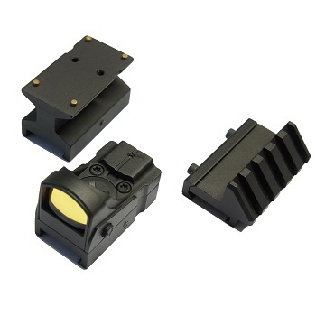 Firefield ® Micro Reflex Sight Kit - Black
