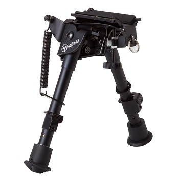 Firefield ® Compact BiPod (inkl. Picatinny-Adapter) - Small