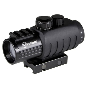 Firefield ® 3x30 Circle Dot Combat Sight - Black